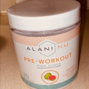 Pink Guava Pre-Workout!